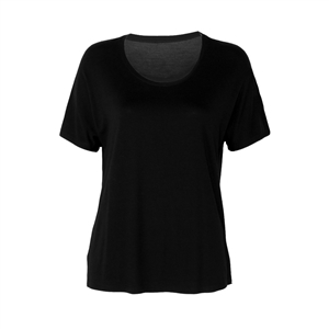 The Riley Relaxed Tee | Black