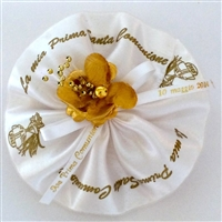 Italian Communion Favor