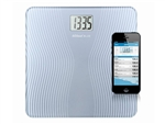 60beat BLUE Bathroom Scale