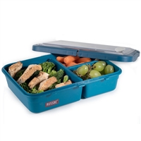 Perfect Seal Bento Box - Blue