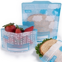 Clouds Russbe Sandwich and Snack Bags