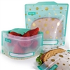 Polka Dots Russbe Sandwich and Snack Bags
