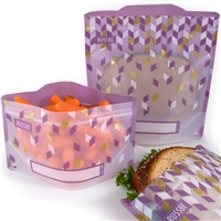 Confetti Russbe Sandwich and Snack Bags