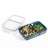 Inner Seal Bento Box - Navy Blue