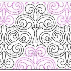 Digital Quilting Design Lorien s Elegance by Lorien Quilting.