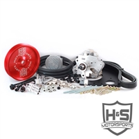 H&S 11-16 Ford 6.7L Dual High Pressure Fuel Kit