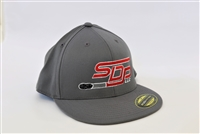 SDP Flex Hats-Flat Bill