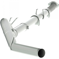 "MBRP C6280PLM 5"" PLM SERIES DOWNPIPE-BACK COMPETITION EXHAUST SYSTEM"