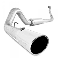 "MBRP 4"" INSTALLER SERIES TURBO-BACK EXHAUST SYSTEM S6218AL"