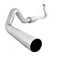 "MBRP 4"" PERFORMANCE SERIES TURBO-BACK EXHAUST SYSTEM S6218P"