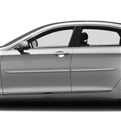 Hyundai Genesis Painted Side Molding Reduce Door Dings