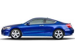Honda Accord Coupe Painted Side Molding Reduce Door Dings