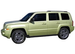 Jeep Patriot Side Body Molding