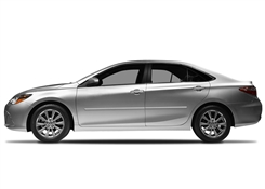 Toyota Camry Painted Side Molding Reduce Door Dings