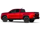 Chevrolet Colorado Painted Side Molding Reduce Door Dings