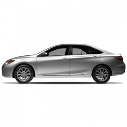 Toyota Camry Chrome Side Body Moldings