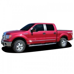 Ford F150 Chrome Side Body Moldings
