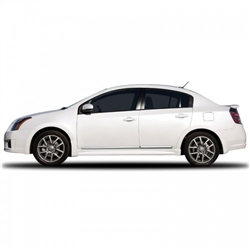 Nissan Sentra Chrome Side Body Moldings
