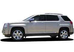 GMC Terrain Chrome Side Body Moldings