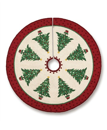 52 Inch Christmas Trees Tree Skirt