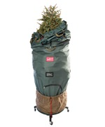 7.5-9' Upright Rolling Christmas Tree Storage Bag Deluxe