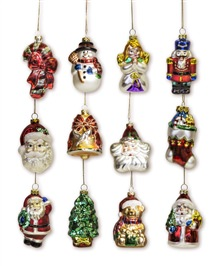 Holiday Heirloom Ornament Set