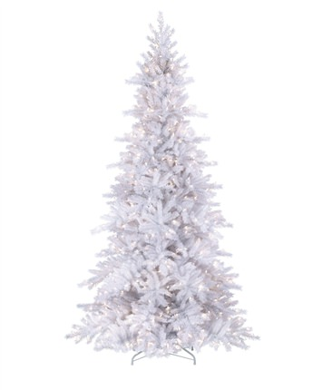 Arctic White Pine Artificial Christmas Tree