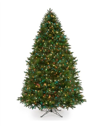 Imperial Pine Prelit Artificial Christmas Tree