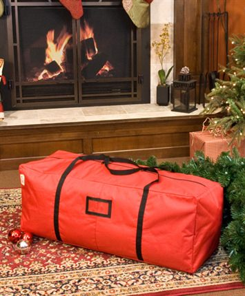 multi use artificial christmas tree storage bag