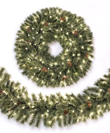 whitehall spruce wreaths garlands
