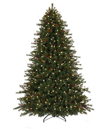 Michigan Pine Artificial Christmas Tree