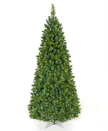 Slim Northern Spruce Artificial Christmas Tree