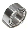 "Shielded 1/8""x15/32""x5/32"" inch Miniature Bearing"