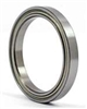 20x25x4mm Double Shielded deep groove Ball Bearing
