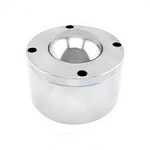 4409 lbs Heavy Duty Machined Steel Ball Trans