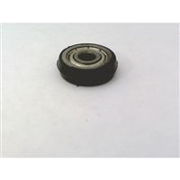 4mm Bore Bearing with 14mm Plastic Tire