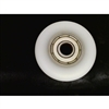 5mm Bearing with 28mm White Plastic Tire wt0528 5x28x7mm