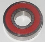 Fidget Hand Spinner Bearing with Red Seals 8x22x7mm