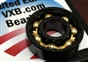 608 Black Ball Bearing with Bronze Cage 608 ​8x22x7mm