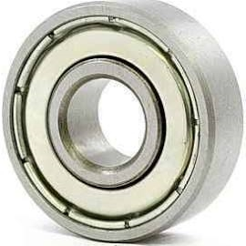 6204-Z Radial Ball Bearing Double Shielded Bore Dia. 20mm OD 47mm Width 14mm