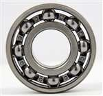 6206C4 Open Ball Bearing with C4 Clearance 30x62x16
