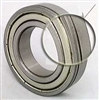 6210ZZN Shielded Bearing  with snap ring groove  50x90x20