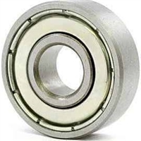 6220-2Z Radial Ball Bearing Double Shielded Bore Dia. 100mm OD 180mm Width 34mm