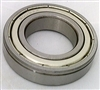 6305ZZN Shielded Bearing with snap ring groove 25x62x17