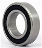 6307LLU Radial Ball Bearing Double Sealed Bore Dia. 35mm OD 80mm Width 21mm
