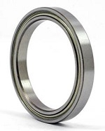 6710ZZ Thin Section Shielded Ball Bearing 50x62x6