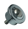 88 lbs Heavy Duty Machined Steel Ball Transfer with M5 threaded threaded Bolt Bearing transfer