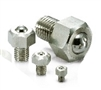 NBK Made in Japan BRUHS-8-S Hexagon Head Screw Type Ball Transfer Unit for Upward Facing Applications