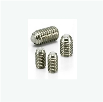 NBK Made in Japan BRUSS-16-P Set Screw Type Ball Transfer Unit for Upward Applications
