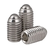 NBK Made in Japan BRUSS-16-S Set Screw Type Ball Transfer Unit for Upward Facing Applications